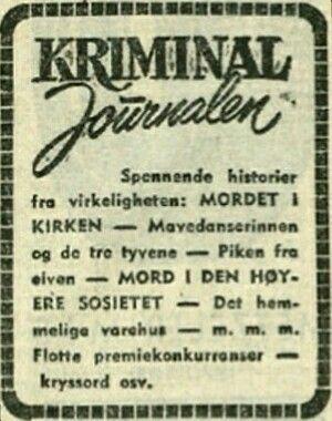 Dagbladet 2. November 1960