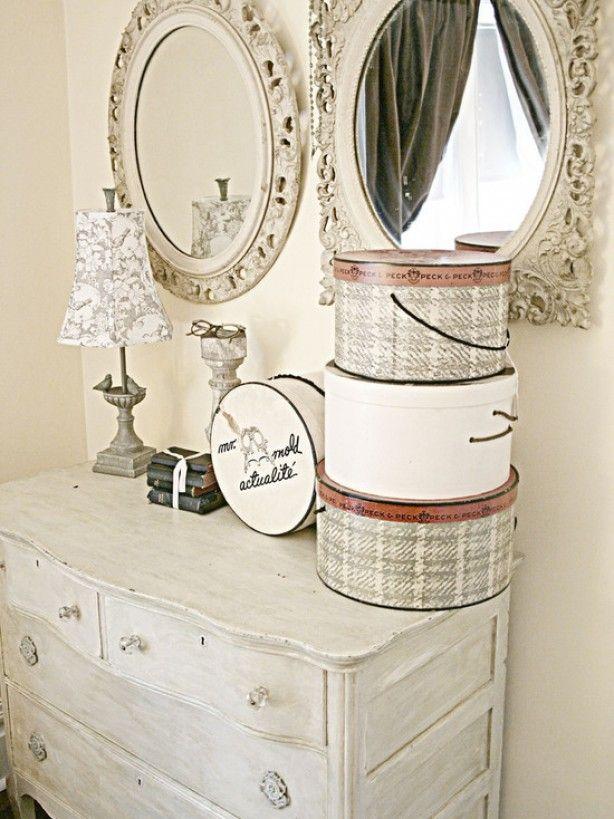 mooie brocante spiegels