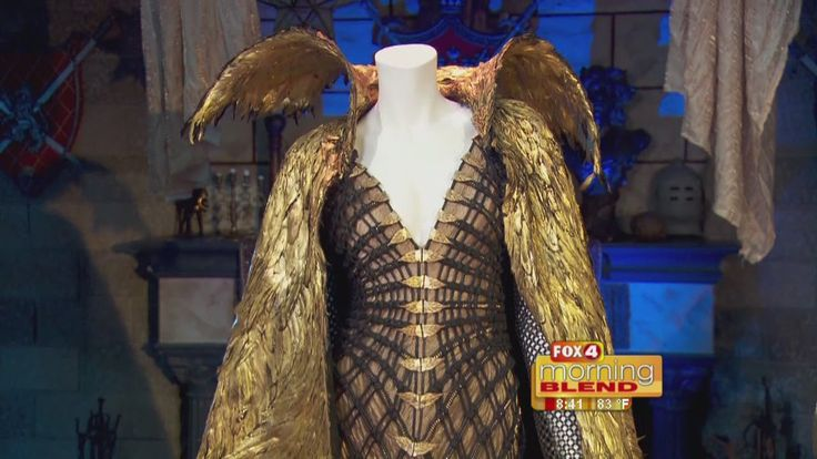 The costumes of The Huntsman: Winter's War 8/22/16