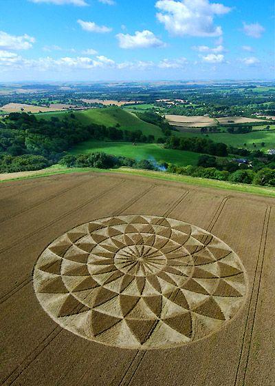 Crop circles | DOSSIER Crop Circles. El enigma de los Círculos de las Cosechas ...
