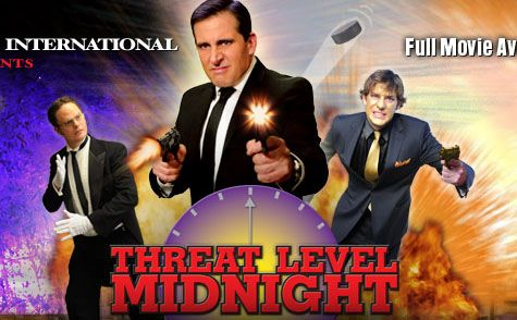 Love Threat Level Midnight!