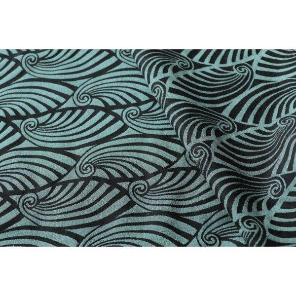 yaro sling Dandy minth/black t5