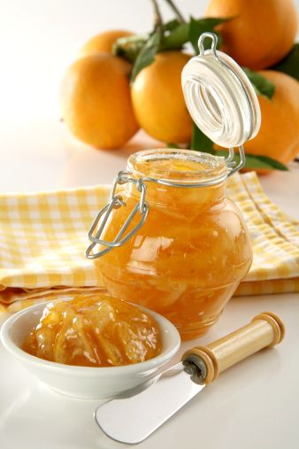 Orange Marmalade | Free Pressure Cooker Recipe
