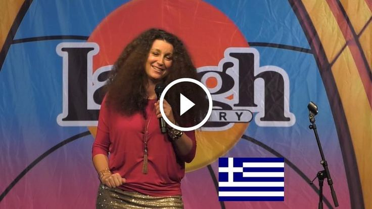 Katerina Vrana (Greece) for @laughfactory #round3 on Indi.com. Watch the full video at http://indi.com/895p9