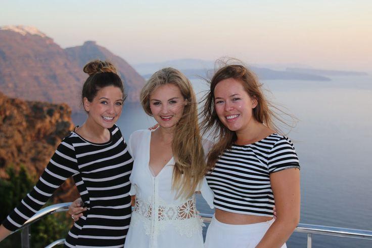 Zoe, Tanya and Niomi