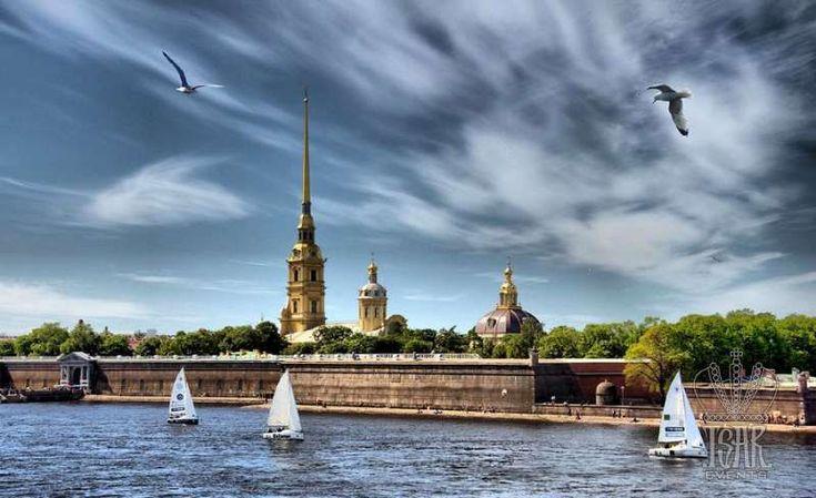 Peter & Paul Fortress, St. Petersburg