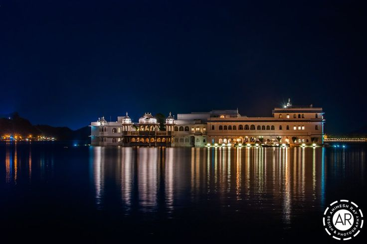 """Another shot of the Lake Palace of the James Bond's """"Octopussy"""" fame. By Animesh Ray."""