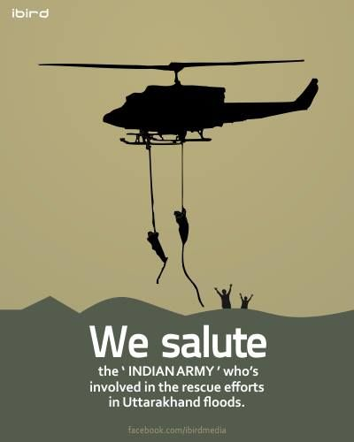 Let's SALUTE the brave soldiers of the INDIAN ARMY who not ...