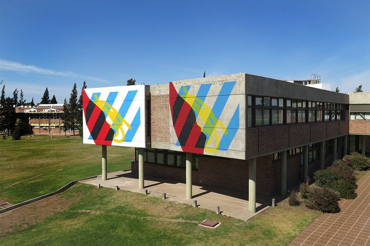 ELIAN CHALI  'Public Essay of Opacity'  [Cordoba, Argentina 2015]