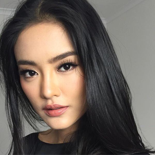 Asian make up hot nude