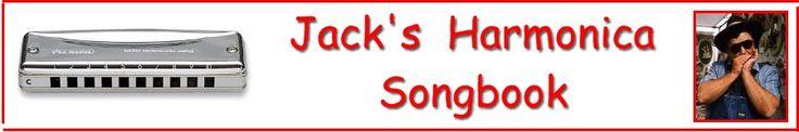 Jack's Harmonica Songbook - Home