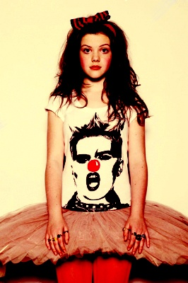 Georgie Henley for Red Nose Day 2011