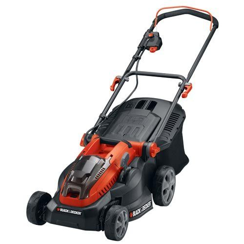 Black & Decker Cm1640 16-Inch Cordless Mower, 40-Volt, 2015 Amazon Top Rated Lawn Mowers & Tractors #Lawn&Patio