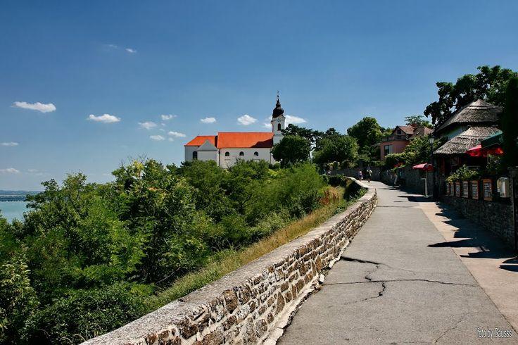 Tihany, Hungary - Pisky-sétány
