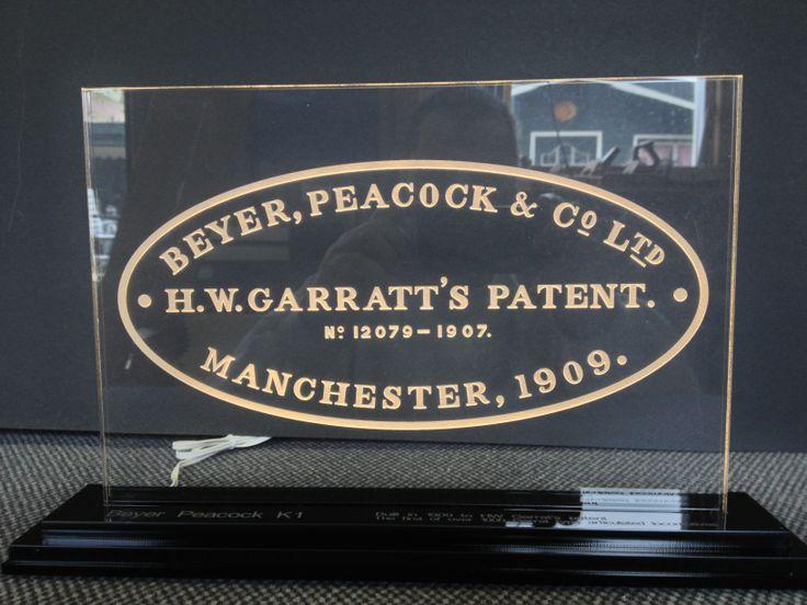 Logo gegraveerd met een door de klant zelf aangeleverd cat tekenbestand