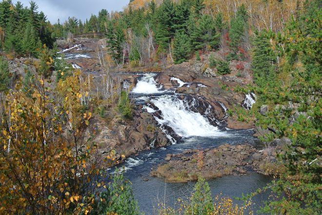 Onaping Falls - Greater Sudbury