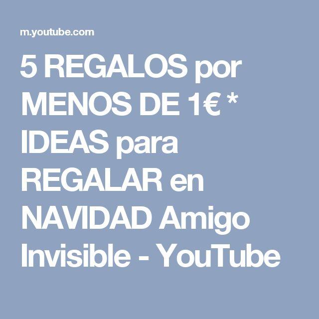Best 25 regalos amigo invisible ideas on pinterest for Regalos originales amigo invisible