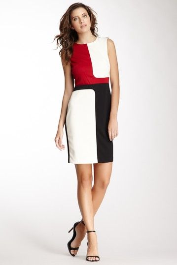 Color block a huge fall style
