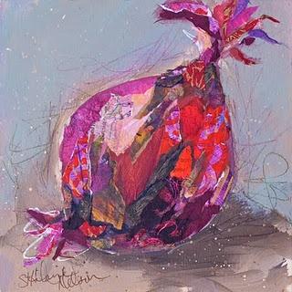 """""""paper paintings"""" Elizabeth St Hilaire Nelson"""