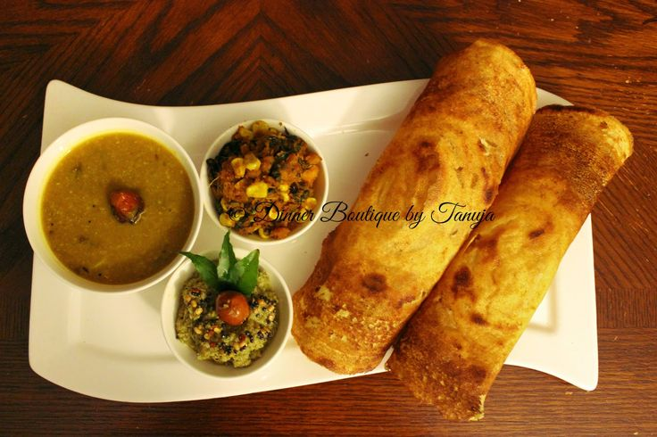 Dinner Boutique: Instant Crisp Dosa