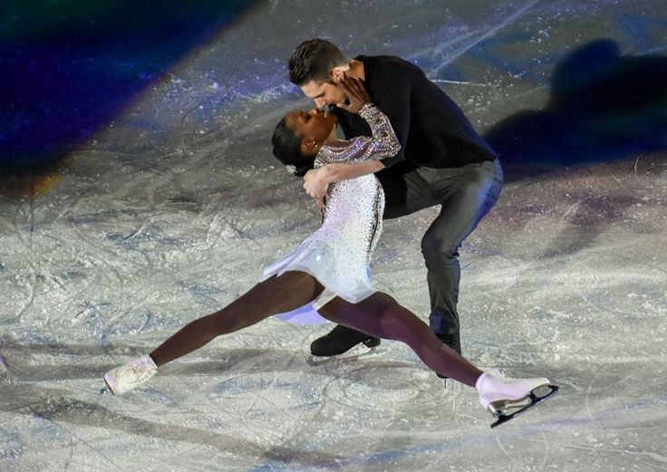 Married pair skaters dating 8