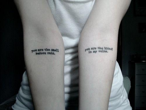 tattoos. love the placement and font: Tattoo Ideas, Quotes Tattoo, Tattoo Lyrics, Branding New Lyrics, Tattoo Quotes, A Tattoo, New Tattoo, New Quotes, Lyrics Tattoo