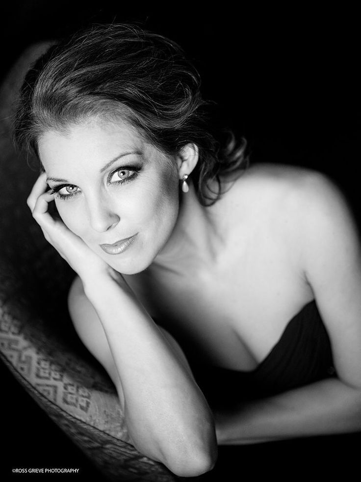 Swedish Soprano Susanna Andersson, from day 1 of her shoot for her new CD.