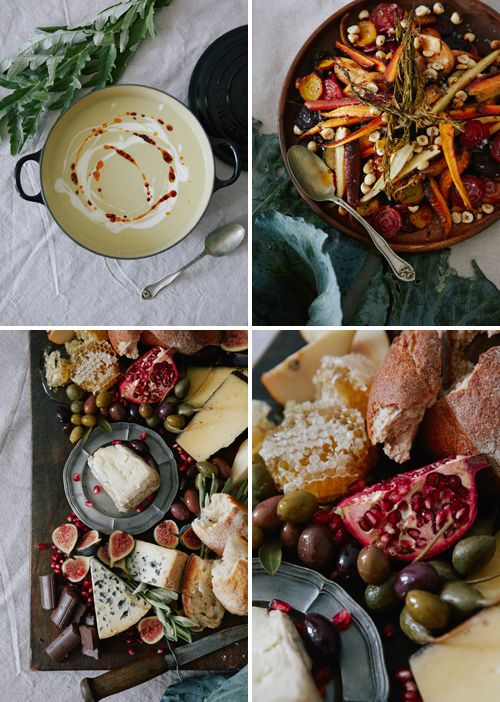 How to throw a Tortured Artist dinner party: a vanities-themed spread