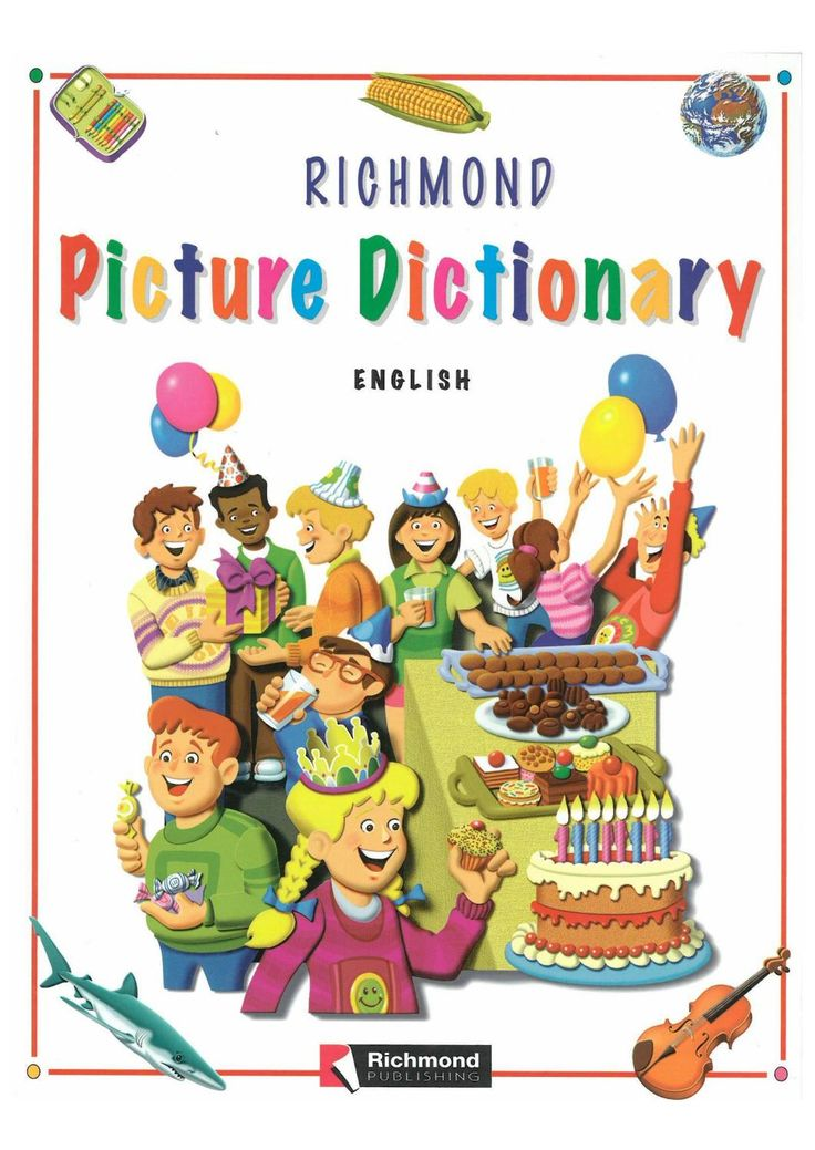 Picture dictionary pdf in 2020 | Picture dictionary ...