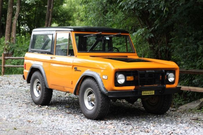1977 Ford BroncoFord Bronco