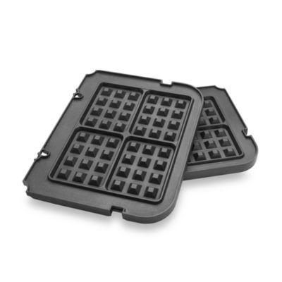 Cuisinart® Griddler® Waffle Plates (Set of 2) - BedBathandBeyond.com