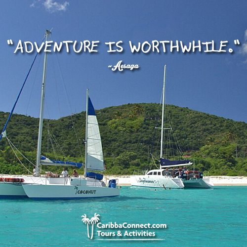 Adventure is worthwhile for absolutely everyone.  #adventure #fun #family #explore #CaribbaConnect