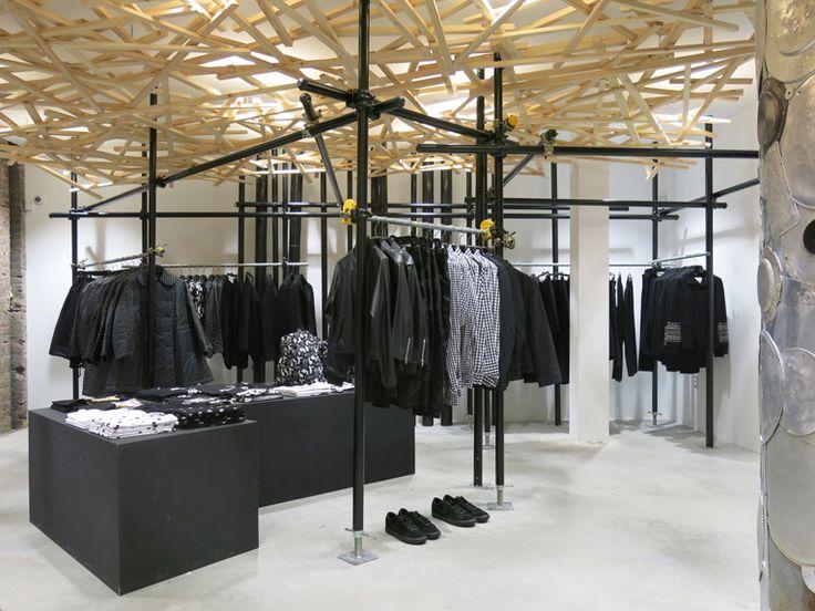 new york: dover street market store opening