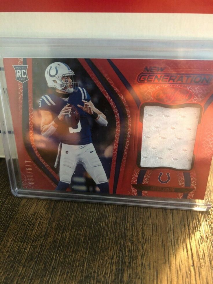 baker mayfield rookie card panini