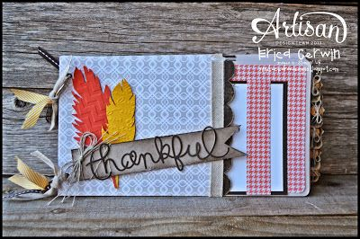 We love this project; it would make a treasured keepsake!Minis Book, Design Team, Blog Hop, Gratitude Minis, Minis Album, Buckaroo Design, Mini Albums, Artisan Design, Pink Buckaroo