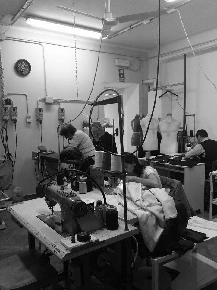 Inside AA Italian workshop