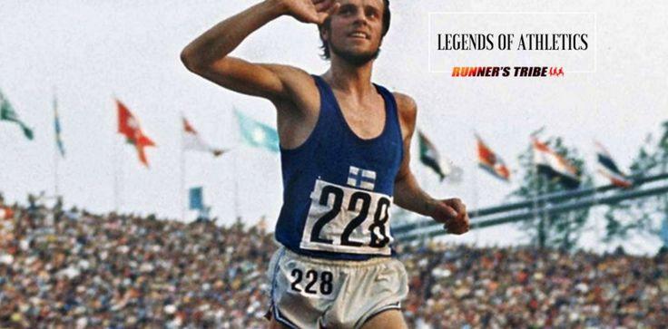 Lasse Viren: Legends of Athletics Key Sessions