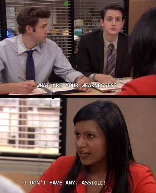 In her years at Dunder-Mifflin, she taught us a lot about how to get what you want in your professional, social, and personal life. First and foremost, Kelly showed us confidence is key.