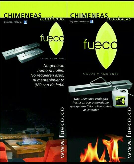 Quemadores  de bioetanol marca #Fueco