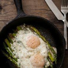 Asparagus and Eggs Recipe