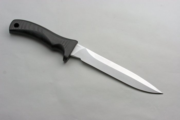 MAD DOG custom knife