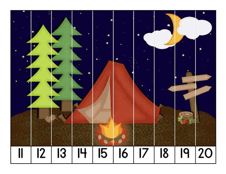 * Cijferpuzzel: Tent!