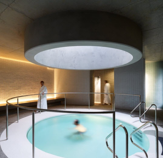 Hepburn Bathhouse, nestled in the Mineral Springs Reserve near picturesque Hepburn Springs & Daylesford, draws mineral waters directly from the springs to offer a unique spa and bathhouse experience. #Victoria #Australia #spa