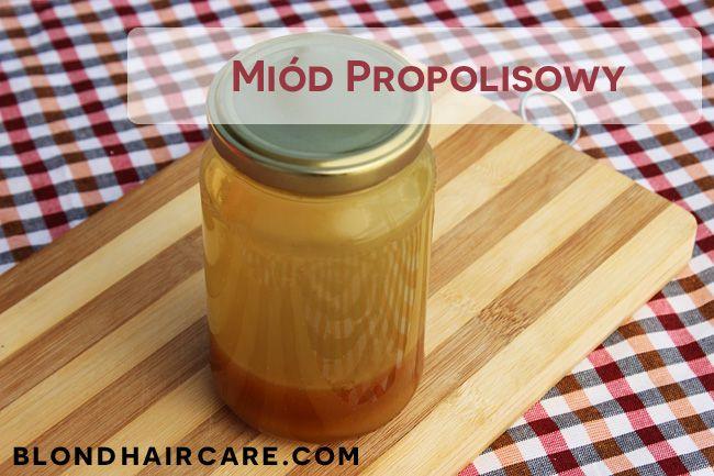Miód propolisowy - sposób na opryszczkę i wzmocnienie organizmu - Pielęgnacja Włosów Blog