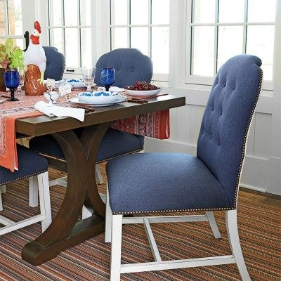Tour the 2015 idea house southern living room and house for Southern dining room