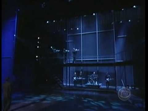 Jersey Boys at the Tony Awards - Presented by Joe Pesci, Frankie Valli, Bob Gaudio and Tommy DeVito.