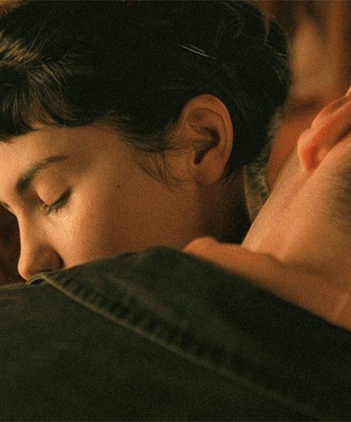 """Audrey Tautou and Mathieu Kassovitz - """"Le Fabuleux Destin d'Amélie Poulain"""""""