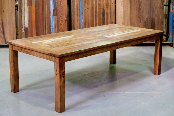 Recycled Timber Furniture & Dining Tables | Recycled Timber Dining Tables | Collingwood showroom