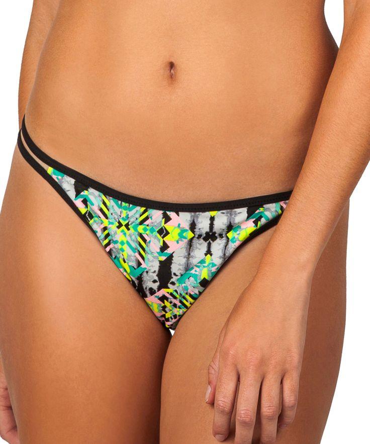 Black Tao Cheeky Bikini Bottoms