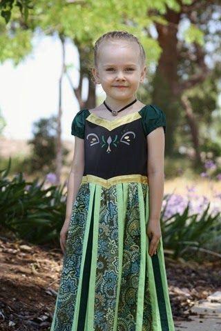 Sew It Sherry: Anna's Coronation Dress